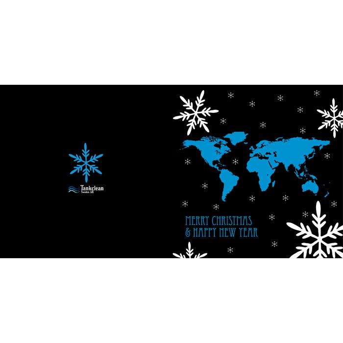2011 tankclean julkort